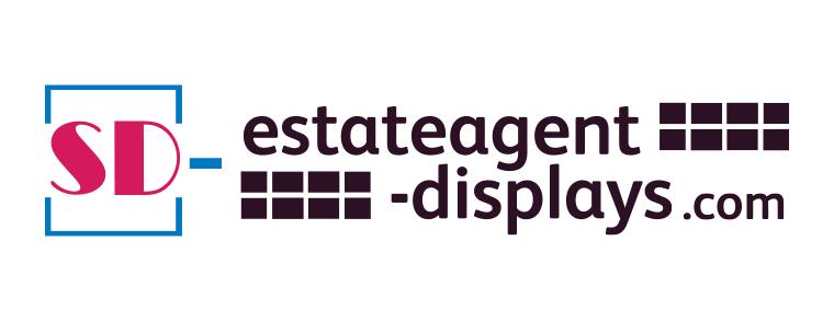 Estate Agent Displays